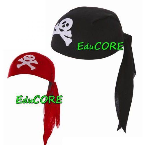 CHUSTA PIRATA Jolly Roger kostium cc201-4 EduCORE - oferta [05164f76a725e4ad]