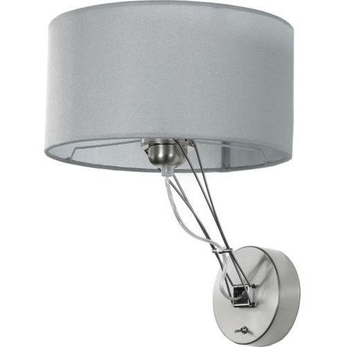 Lampa ścienna Lumina Lizzy szara, produkt marki Produkty marki Lumina