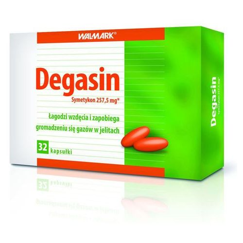 Degasin kaps.elast. 32 kaps. - produkt farmaceutyczny