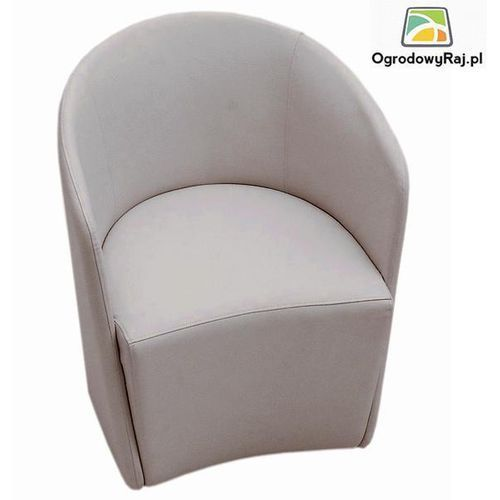Fotel obiadowy REDFORD 64x65x80 cm. REDFORD-FOT.OB-SK-L.GREY ze sklepu OgrodowyRaj.pl