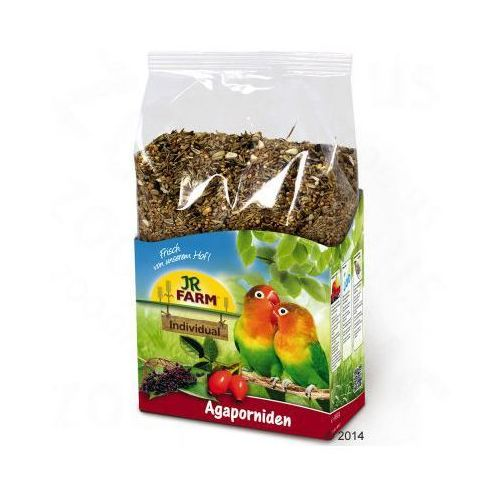 JR Farm Individual dla papużek nierozłączek - 1 kg, JR Birds
