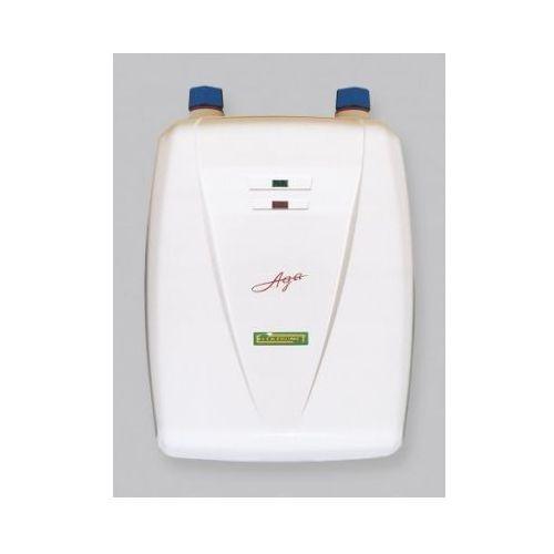 aga podumywalkowy przepływowy ogrzewacz wody 5,5kw, ciśnieniowy 250-00-251, marki Elektromet