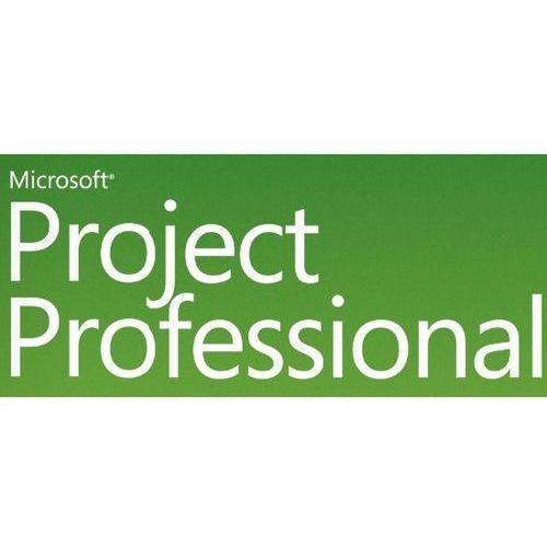 Artykuł Project Professional License/software Assurance Pack Government Open 1 z kategorii programy biurowe i narzędziowe