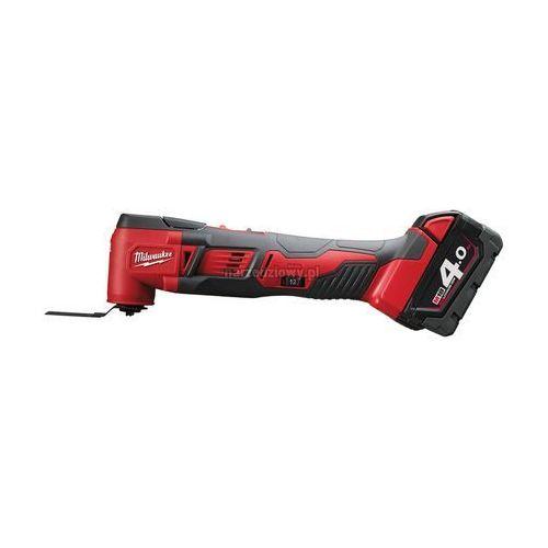 MILWAUKEE Akumulatorowe narzędzie wielofunkcyjne 18V model M18 BMT-421C (Akumulator 2,0 Ah + Akumulator 4,0 Ah + walizka) TRANSPORT GRATIS !, kup u jednego z partnerów