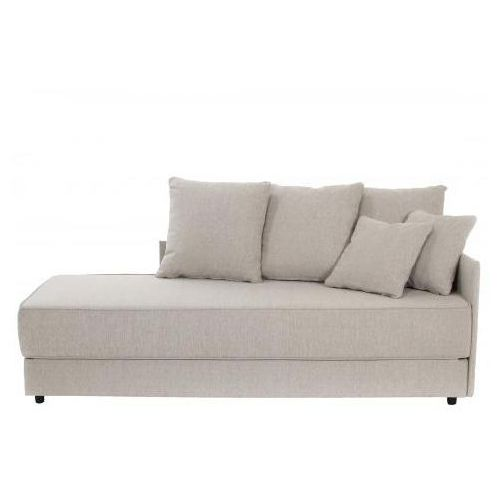 A.D. A.D. Twain Sofa Beżowa Tkanina - 0000037361