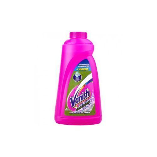 Towar Vanish Oxi Action Extra Hygiene odplamiacz do tkanin w płynie 940 ml z kategorii wybielacze i odplamiac