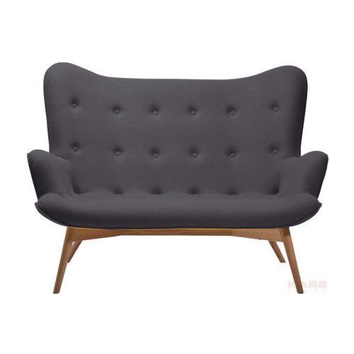 Kare design :: Sofa Angels Wings Grey 2-Osobowa - szary, Kare Design