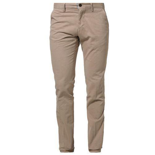 Produkt z kategorii- spodnie męskie - Bertoni Chinosy beżowy