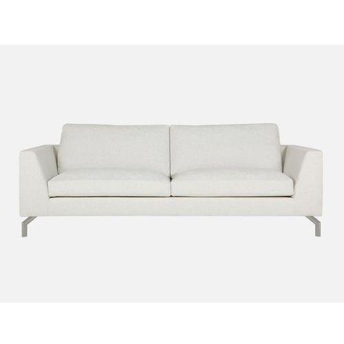 Sofa Ohio 3 seater RISCO RUNNER 1 tkanina biała  E2753-9103-2S-RISCORUNNER1-119, Sits