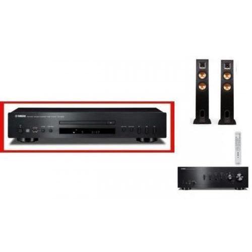 YAMAHA A-S501 + CD-S300 + KLIPSCH R-26 - Tanie Raty za 1%
