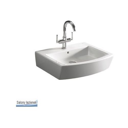 Produkt z kategorii- pozostałe artykuły hydrauliczne - Umywalka ścienna 55 Hall Roca (A32788100M)