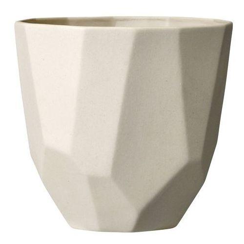 Doniczka ceramiczna, jasnoszarym 7.5 x 8 cm 278068jsz, produkt marki Bloomingville