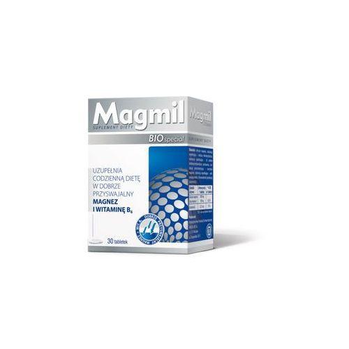 Magmil Bio special 30 tabl., postać leku: tabletki