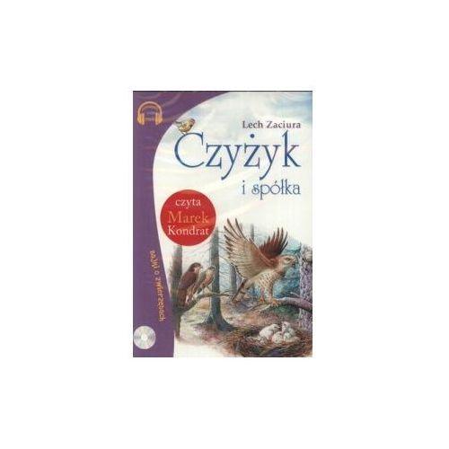 Czyżyk i spółka. Książka audio (format mp3), marki skrzat do zakupu w Taniej.pl