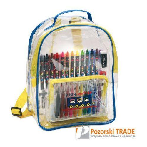 Oferta Dziecięcy zestaw do rysowania w przeźroczystym placaku z PVC KIKIO [356ade4303ff94fc]