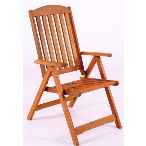 Oferta Home&Garden Krzesło ogrodowe z drewna MERANTI