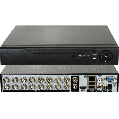 Rejestrator standardowy, NVR-IP, hybrydowy AXR SDVR63BL16-Y