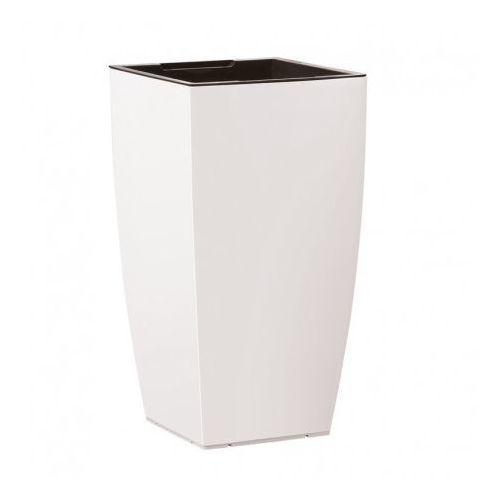 Donica wysoka 57 cm Casa Billiant biała (system nawadniania) – Emsa od Chantico