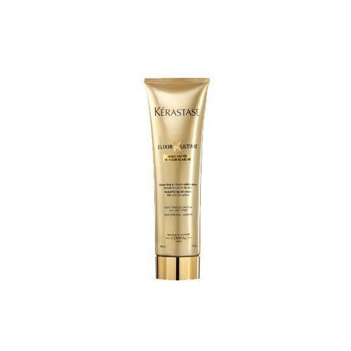 Produkt z kategorii- pozostałe kosmetyki do włosów - Kerastase Elixir Ultime Wykwinty uniwersalny krem pielęgnacyjny 150ml