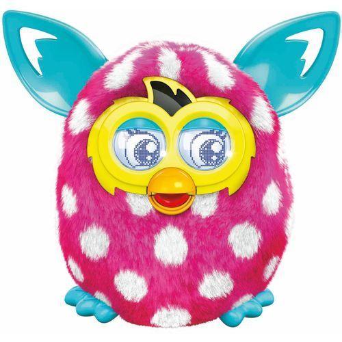 Furby Boom Sunny - Groszki z cyfrową generacją - produkt dostępny w Mall.pl