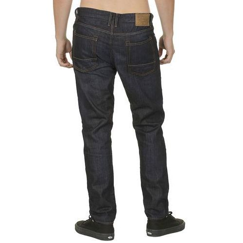 Produkt z kategorii- spodnie męskie - jeansy Quiksilver Kracker Selvedge - Basic Used
