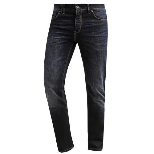 Bench SNARE Jeansy Straight leg dark worn - produkt z kategorii- spodnie męskie