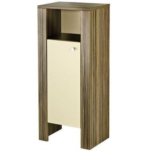 Półsłupek uniwersalny Cersanit AIDA S526-005 - produkt z kategorii- regały łazienkowe