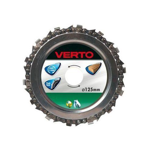 Tarcza do cięcia VERTO 61H199 230 x 22.2 mm łańcuchowa ze sklepu Media Expert