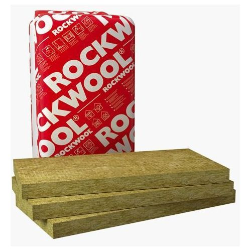 Wełna mineralna Rockwool Superrock 10cm - Wełna mineralna Rockwool Superrock 10cm (izolacja i ocieplenie)