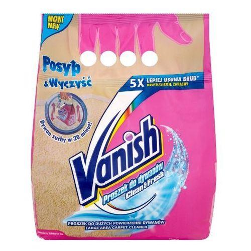 Towar VANISH 650g Clean&Fresh Proszek do dywanów z kategorii wybielacze i odplamiacze