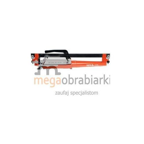 Produkt z kategorii- elektryczne przecinarki do glazury - YATO Przyrząd do cięcia glazury 630 mm YT-3703