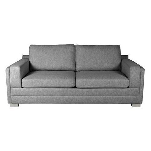 Sofa Falk z funkcją spania, 195 cm, szary, tkanina, Actona Company