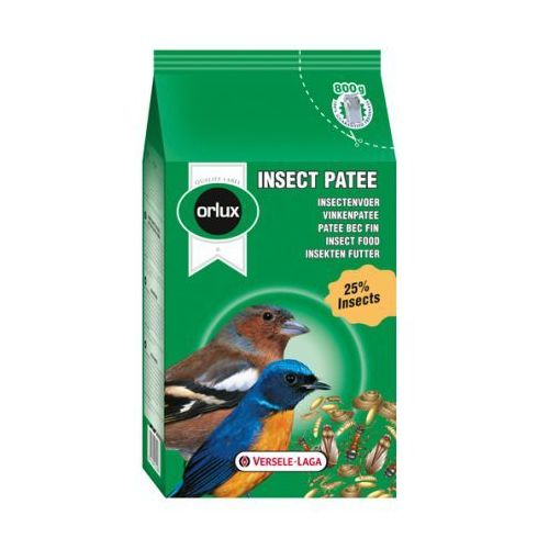 VERSELE LAGA - ORLUX - INSECT PATEE - 800g, Orlux