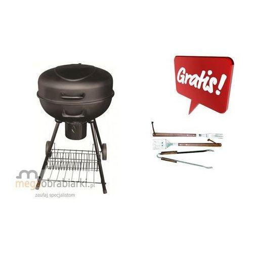 Produkt HECHT Grill ogrodowy KING MERIDA + zestaw do grillowania gratis!! RATY 0,5% NA CAŁY ASORTYMENT DZWOŃ 77 415 31 82