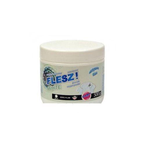 Towar Flesz White odplamiacz w proszku do białego 500 g z kategorii wybielacze i odplamiacze