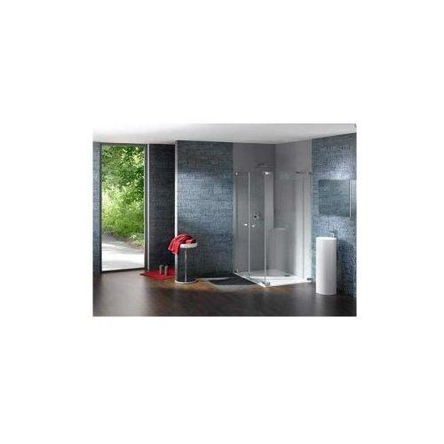 HUPPE STUDIO PARIS ELEGANCE bezramowa Drzwi wahadłowe ze ścianką boczną PR0169 (drzwi prysznicowe)