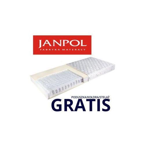 Materac SOKRATES 100x200 - Dostawa 0zł, GRATISY i RABATY do 20% !!!, produkt marki Janpol