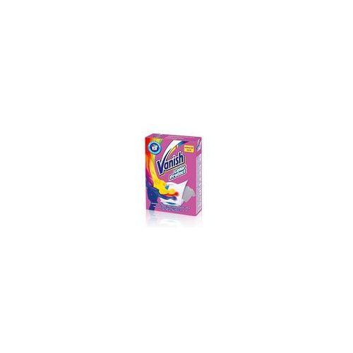 Chusteczki VANISH Color Protect 20 szt (wybielacz i odplamiacz do ubrań) od MediaMarkt.pl