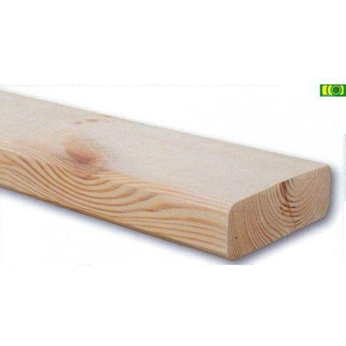 Drewniana kantówka strugana 40 x 90 od ploty-pergole.pl
