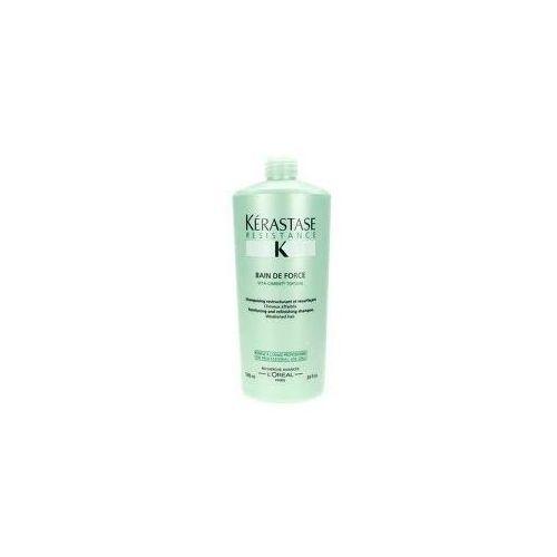 Produkt z kategorii- odżywki do włosów - Kerastase Kąpiel Wzmacniająca Bain de Force [3-4] 1000 ml