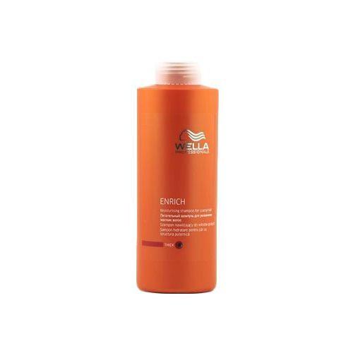 Wella ENRICH MOISTURISING CONDITIONER FOR FINE TO NORMAL HAIR Odżywka nawilżająca do włosów cienkich i normalnych (1000 ml) - produkt z kategorii- odżywki do włosów