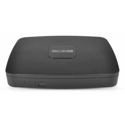 BCS-NVR0801E-P Rejestrator sieciowy IP 8 kanałowy BCS
