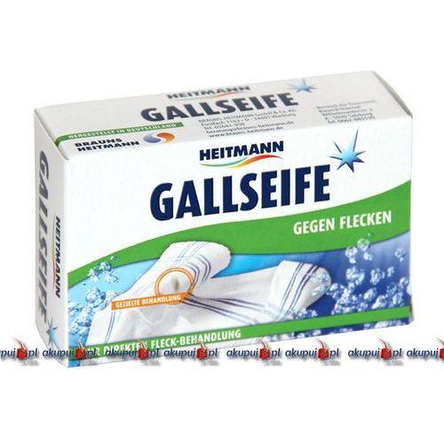 Towar z kategorii: wybielacze i odplamiacze - Niemieckie mydełko na plamy Heitmann Gallseife 100 g