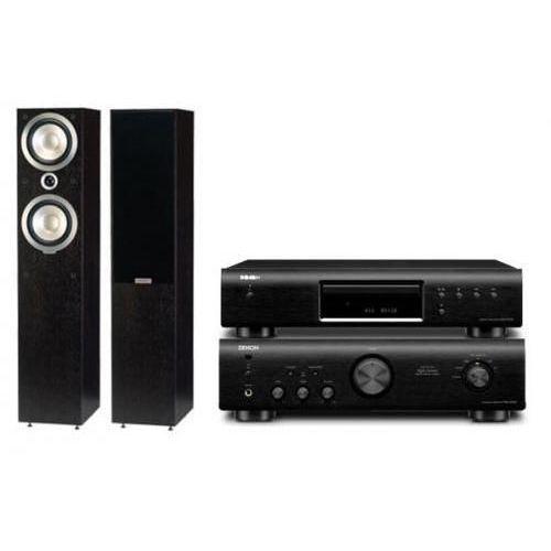 Artykuł DENON PMA-520 + DCD-520 + TANNOY MERCURY V4 z kategorii zestawy hi-fi