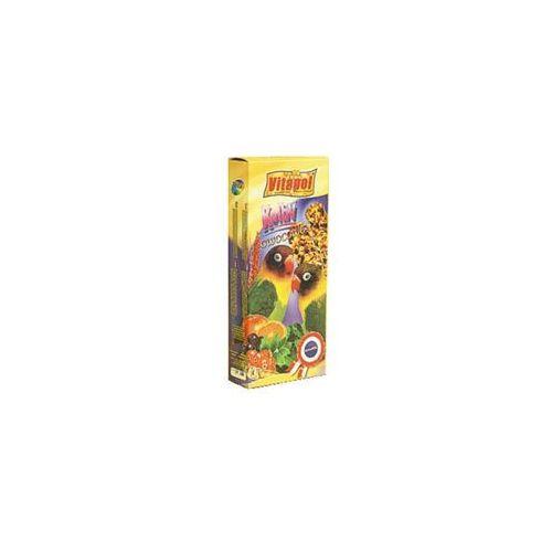 VITAPOL Kolby owocowe dla papużek nierozłączek 2szt. 90g