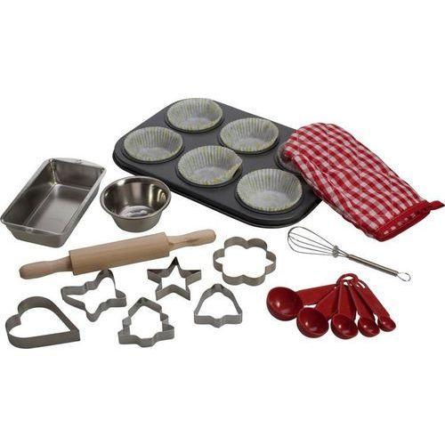 Zestaw do pieczenia do zabawy dla dzieci oferta ze sklepu www.epinokio.pl