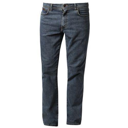 Produkt z kategorii- spodnie męskie - Wrangler TEXAS Jeansy Straight leg niebieski