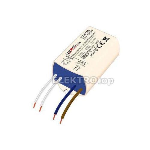 Transformator elektroniczny zalewany 230/11,5V 0-105W TYP: ETW105 z kategorii Transformatory