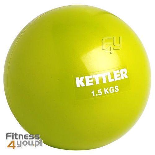 Produkt Piłka do ćwiczeń  1 kg 07350-051 - zielona, marki Kettler