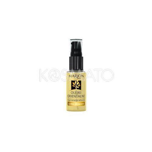Produkt z kategorii- pozostałe kosmetyki do włosów - Marion Regeneracja Włosów, 30 ml